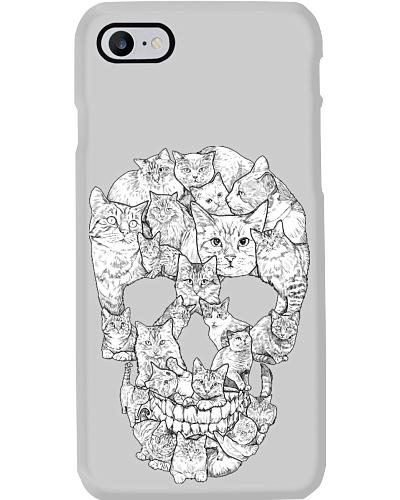 Cats skull - AS