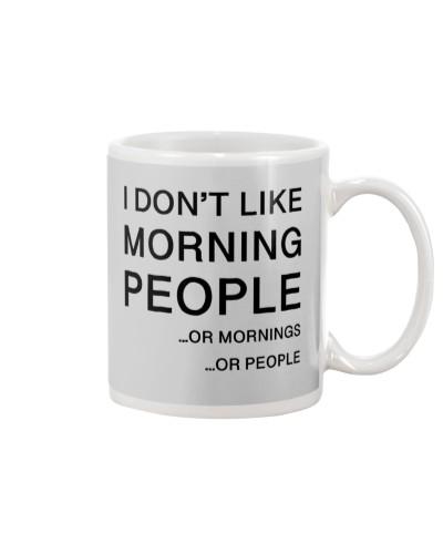 I don't like morning people - HL
