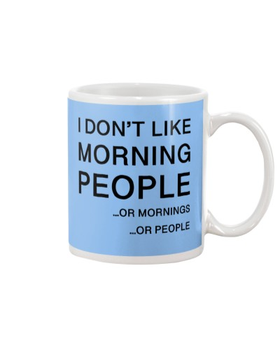 I don't like morning people - HL