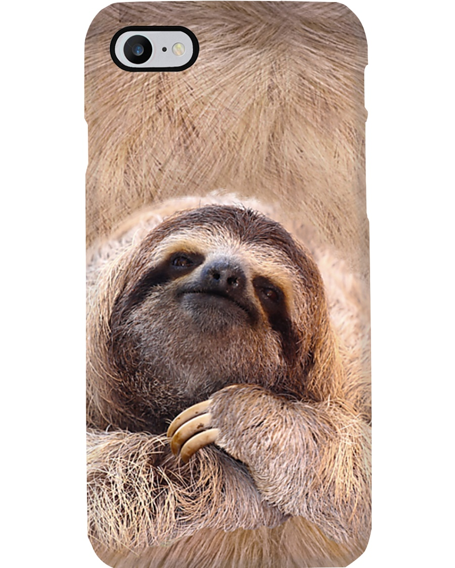 Sloth 3D Phone Case