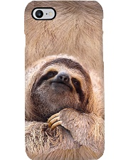 Sloth 3D Phone Case i-phone-7-case