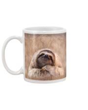 Sloth 3D Mug back