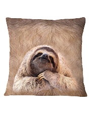 Sloth 3D Square Pillowcase thumbnail
