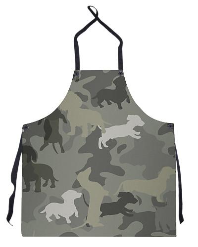 Dachshund Camouflage APR