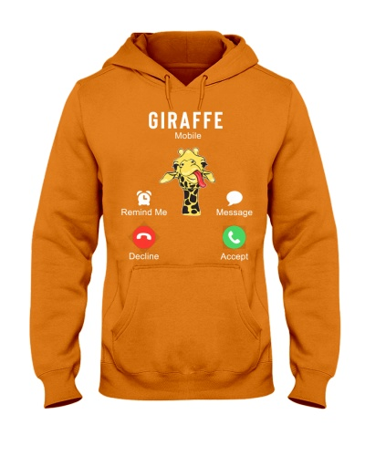Giraffe Calling - AL