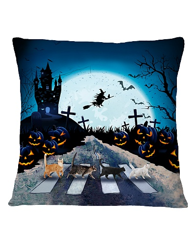 Cat halloween night - HL