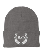 Embroidered Laurel Alpha Phi Knit Beanie thumbnail