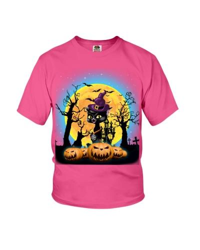 Cat halloween - AL