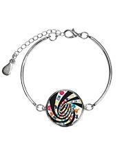 Cat spin - JY Metallic Circle Bracelet thumbnail