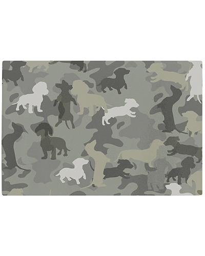 Dachshund Camouflage CB
