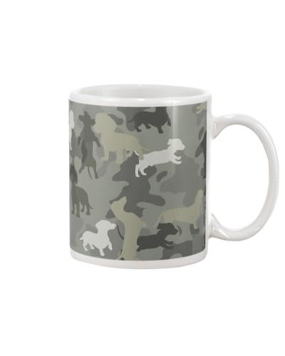 Dachshund Camouflage MG