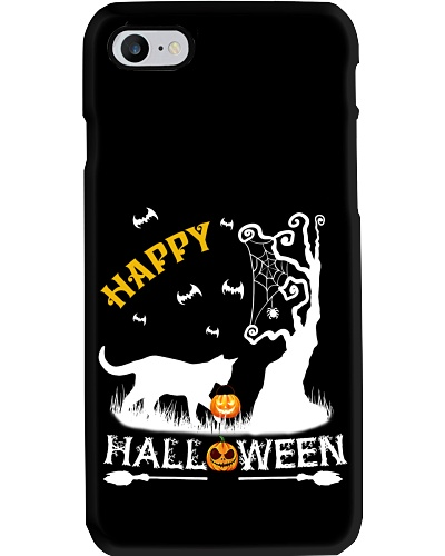 Cat happy halloween - AS