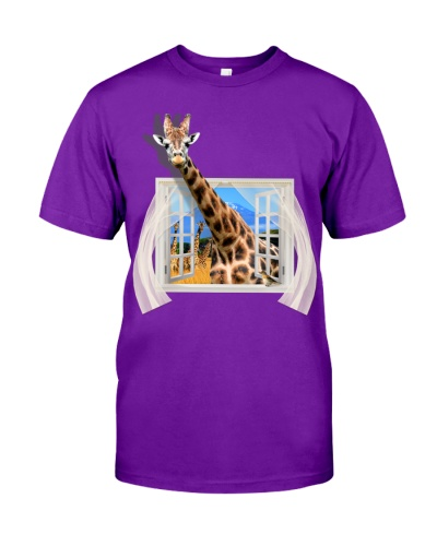 Giraffe Window - AL