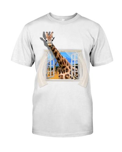 Giraffe Window - AL