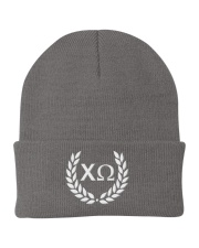 Embroidered Laurel Chi Omega Knit Beanie thumbnail