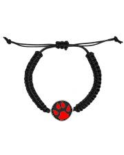 Dog print - JY Cord Circle Bracelet thumbnail