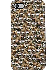 Sloths Full Face Phone Case i-phone-7-case