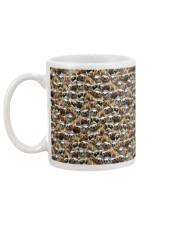 Sloths Full Face Mug back