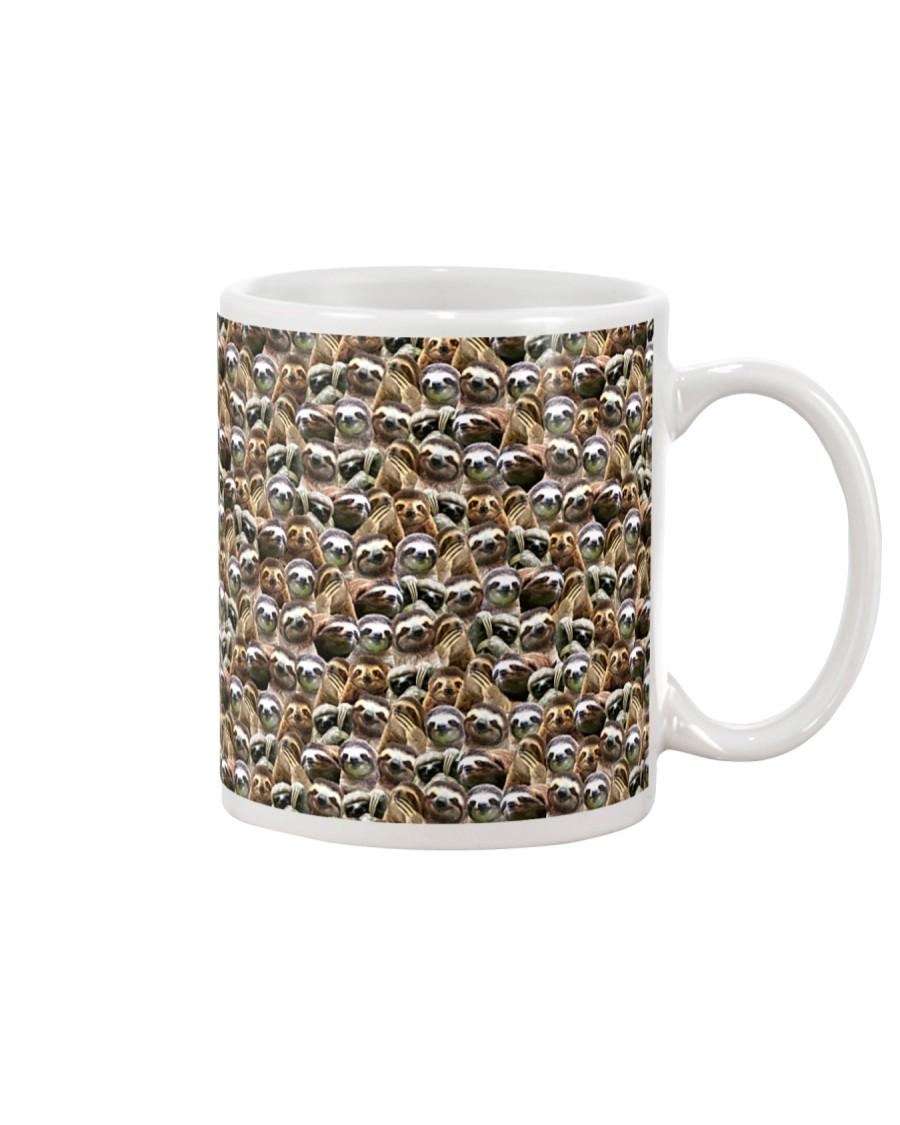 Sloths Full Face Mug