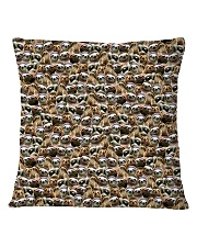 Sloths Full Face Square Pillowcase tile