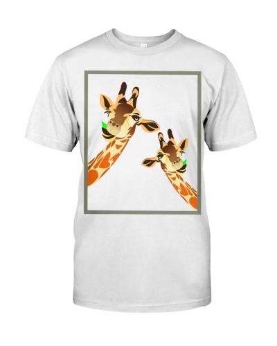 Two Giraffes - AL