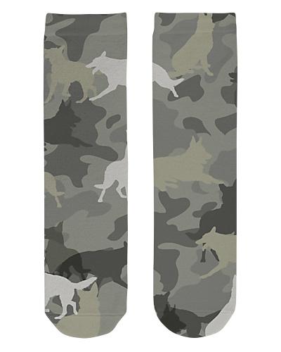 German Shepherd Camouflage SO