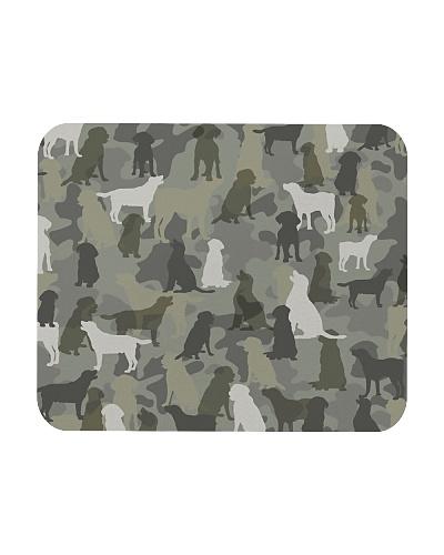 Labrador Retriever Camouflage MP