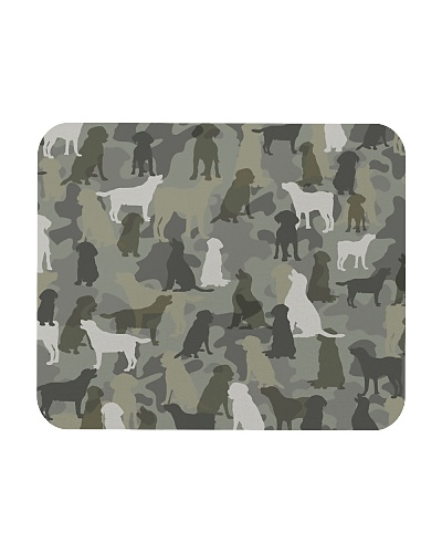 Labrador Retriever Camouflage MP