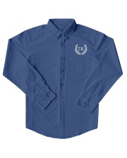 Embroidered Laurel Sigma Kappa Dress Shirt thumbnail