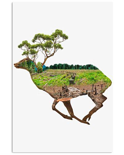 Save nature  save deer - HL