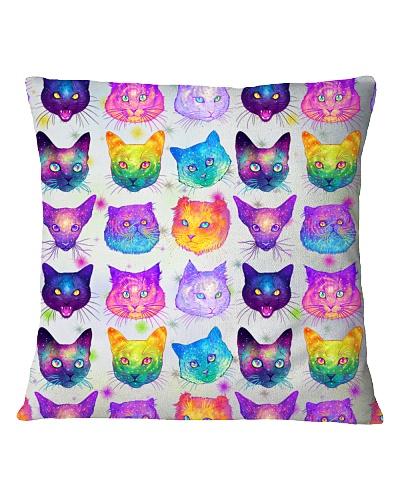 Color head cats - HL