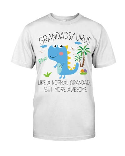 Grandad Saurus