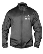 Embroidered Lightweight Jacket thumbnail