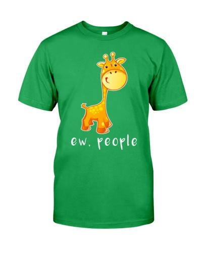 Giraffe ew people - AL