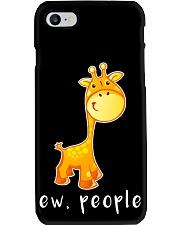 Giraffe ew people - AS Phone Case thumbnail