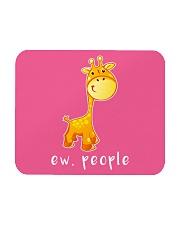 Giraffe ew people - AS Mousepad thumbnail