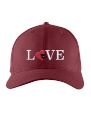 Embroidered Love Cat Heart Embroidered Hat thumbnail
