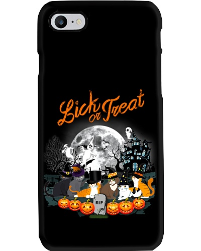 Cat lick or treat - AS