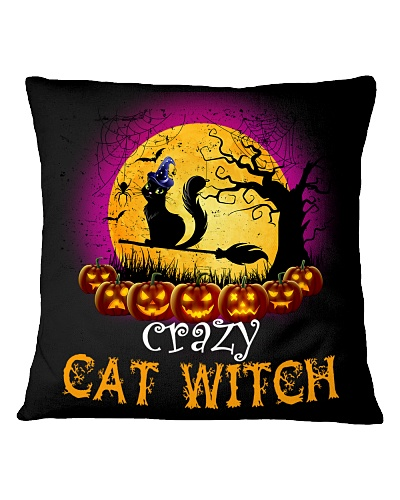 Crazy cat witch - HL