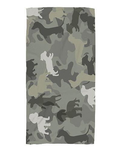 Dachshund Camouflage BTW