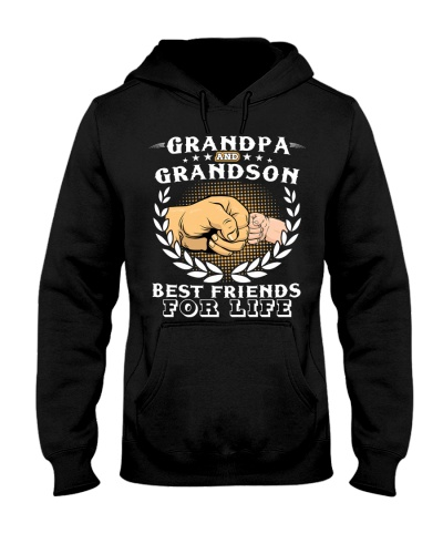 Grandpa And Grandson Best Friends For Life