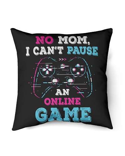 No Mom - I Can't Pause An Online Game