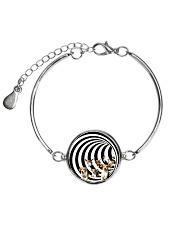 Eddy beagle - JY Metallic Circle Bracelet thumbnail