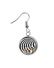 Eddy beagle - JY Circle Earrings thumbnail