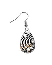 Eddy beagle - JY Teardrop Earrings thumbnail