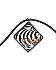 Eddy beagle - JY Cord Diamond Necklace thumbnail