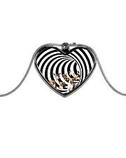 Eddy beagle - JY Metallic Heart Necklace thumbnail
