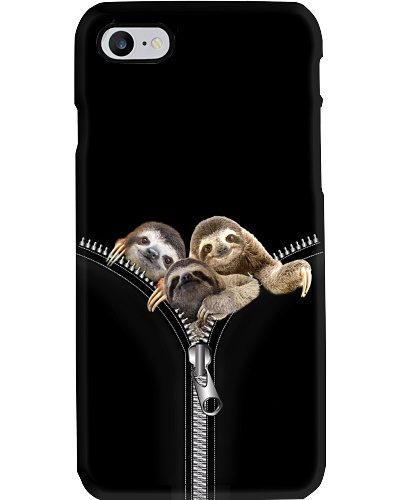 Sloths Zipper