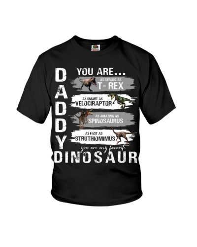 Daddy - You Are My Favorite Dinosaur