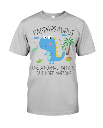 Pappap Saurus